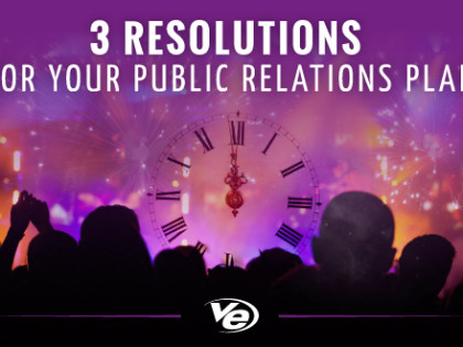 3 New Year's Resolutions To Improve Your Public Relations Plan