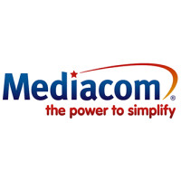 Mediacom Logo The Power to Simplify