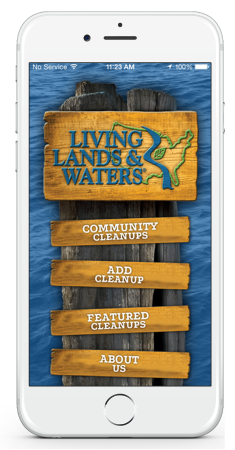 Living Lands & Waters Mobile App
