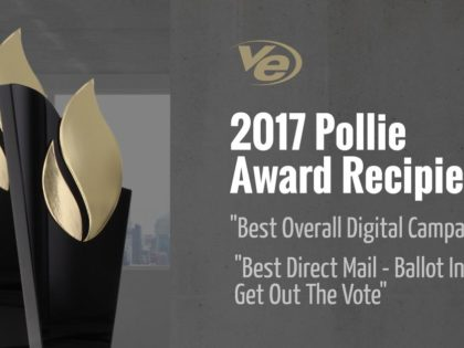 "Victory Enterprises Brings Home ""Pollie Awards"" for 2016 Digital and Mail Efforts"