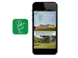 Country Club Golf App