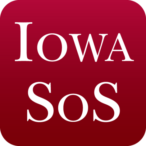 Iowa SOS Icon