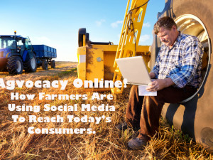 How Farmers Are Using Social Media To Bridge The Communication Gap.