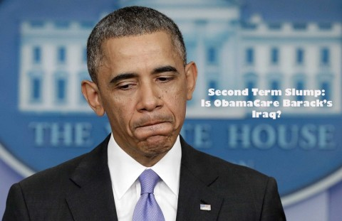 Photo of Obama thinking