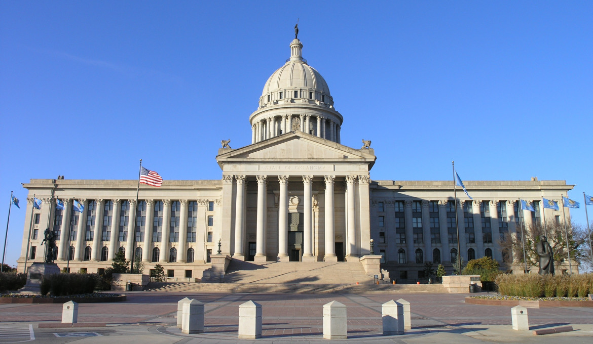 Oklahoma Capital Building