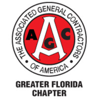 The Associated General Contractors of America Greater Florida Chapter Logo