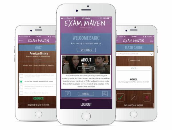 Exam Maven