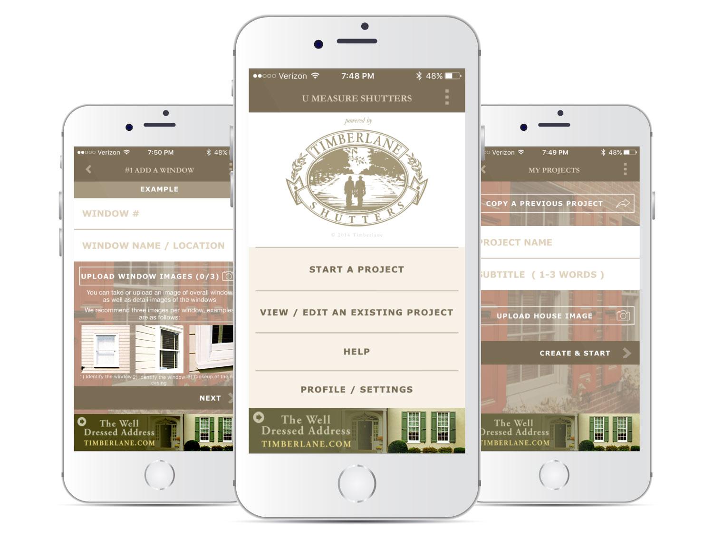 Timberlane Mobile App