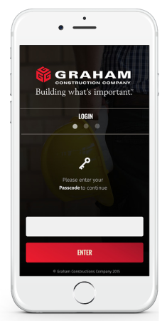 Graham Construction Company Mobile App