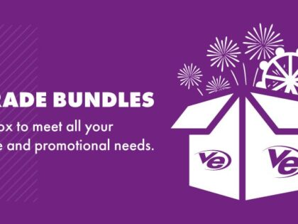 Parade and Fair Bundles: One box to solve all your summer promotional needs
