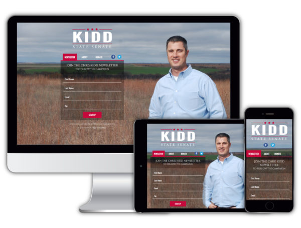 Chris Kidd for Senate