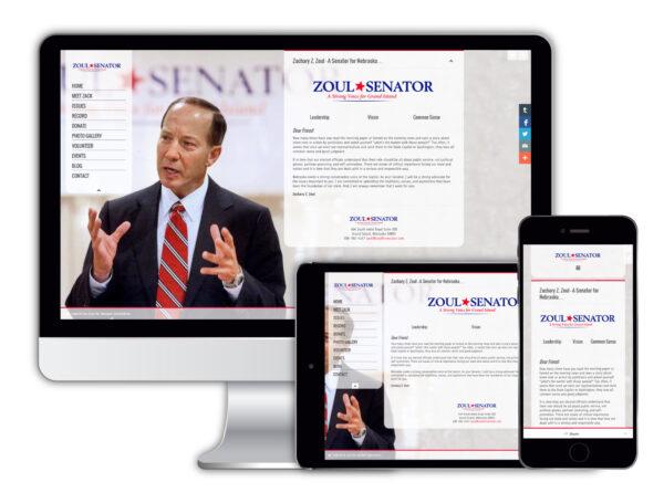 Zack Zoul for Senator