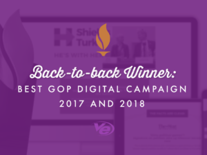 Victory Enterprises Wins Back to Back Awards for Top Digital Campaign