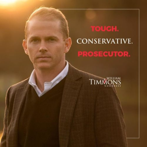 William Timmons for Congress (SC)