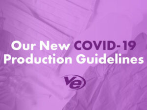 Our New COVID-19 Production Guidelines