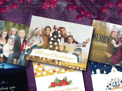 Order Your Family's Christmas Cards!