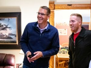Feenstra campaign manager Leopold to become chief of staff