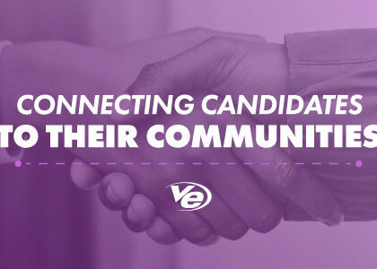 Connecting Candidates to Their Communities