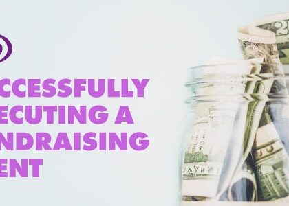 Executing a Campaign Fundraiser